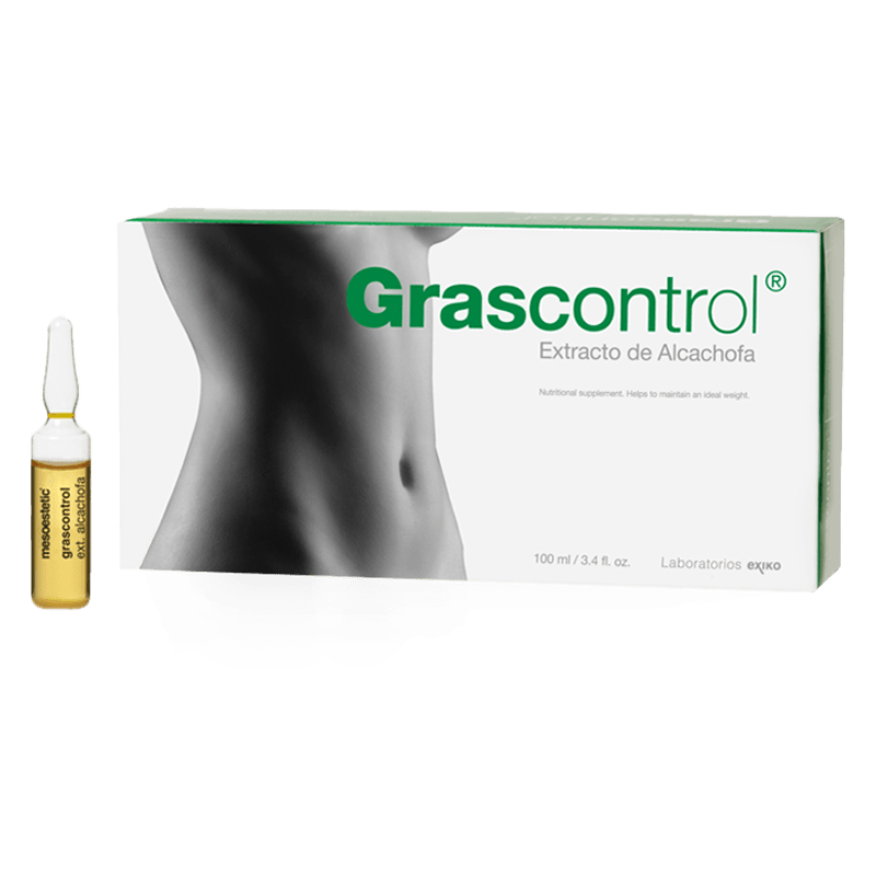 Grascontrol Artichoke Extract - 20x5ml